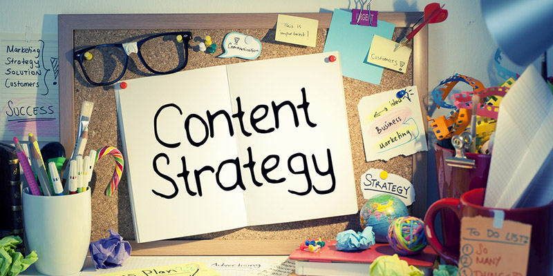 Steps Toward Developing A Content Strategy Steps Toward Developing A Content Strategy