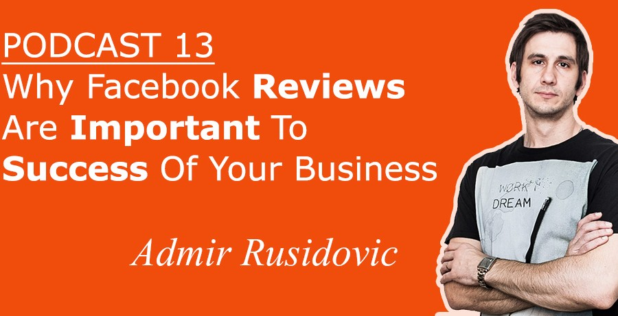 Why Facebook Reviews Are Important To Success Of Your Business